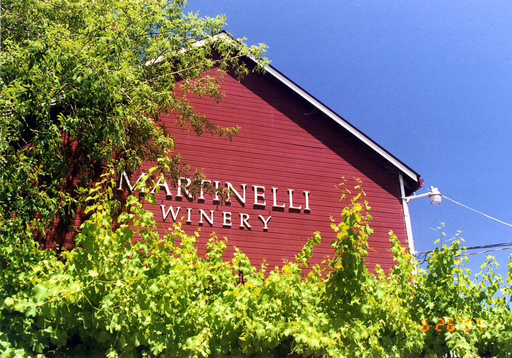 Martinelli Winery